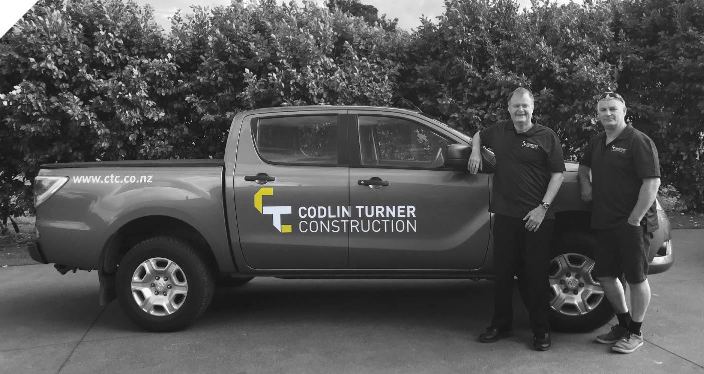 Roger Turner & Phil Codlin